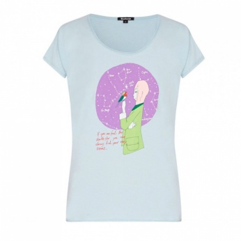 Beadnell And Swallow Tee Barbour imagen 4