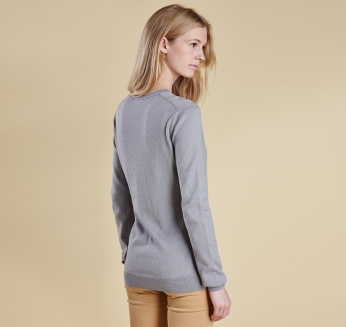 Jersey Liso Cashmere Barbour imagen 3