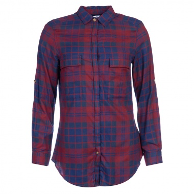 Camisa Highland Estampada