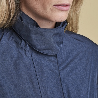 Chaqueta Cropped Impermeable Barbour imagen 2