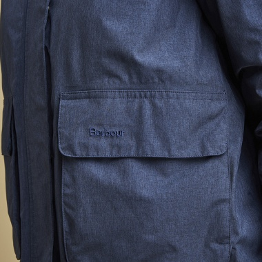 Chaqueta Cropped Impermeable Barbour imagen 4