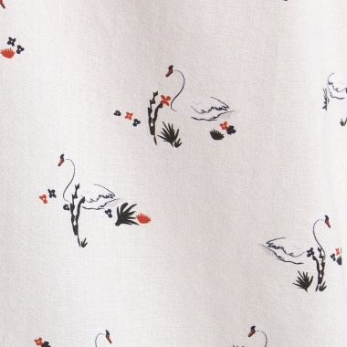 Camisa Monmouth Blanco Barbour imagen 3