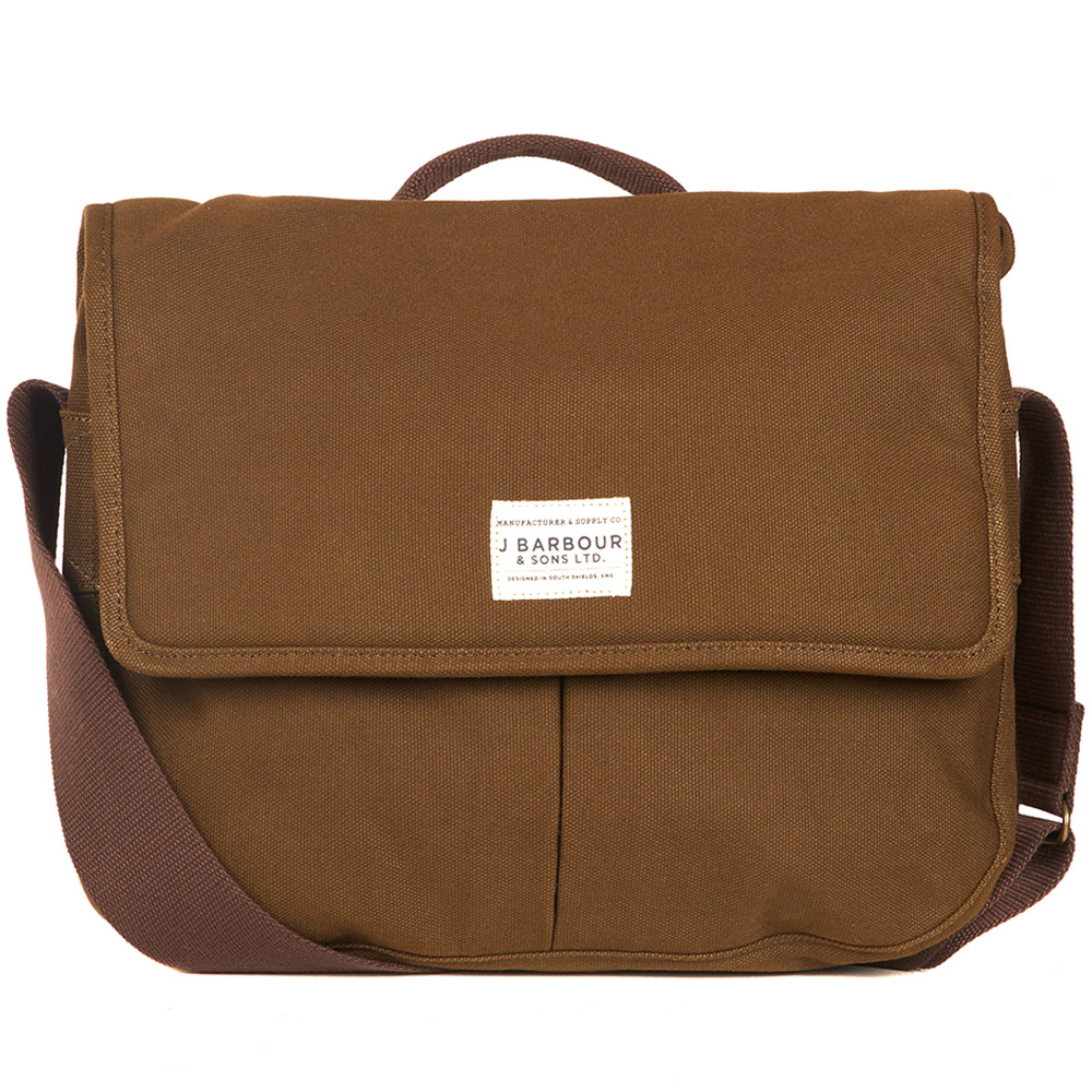 Bolso Canvas Olive