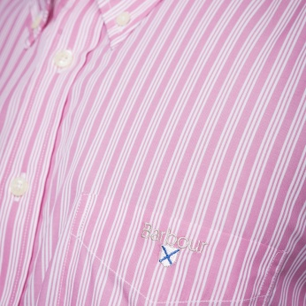 Camisa Tommy rayas