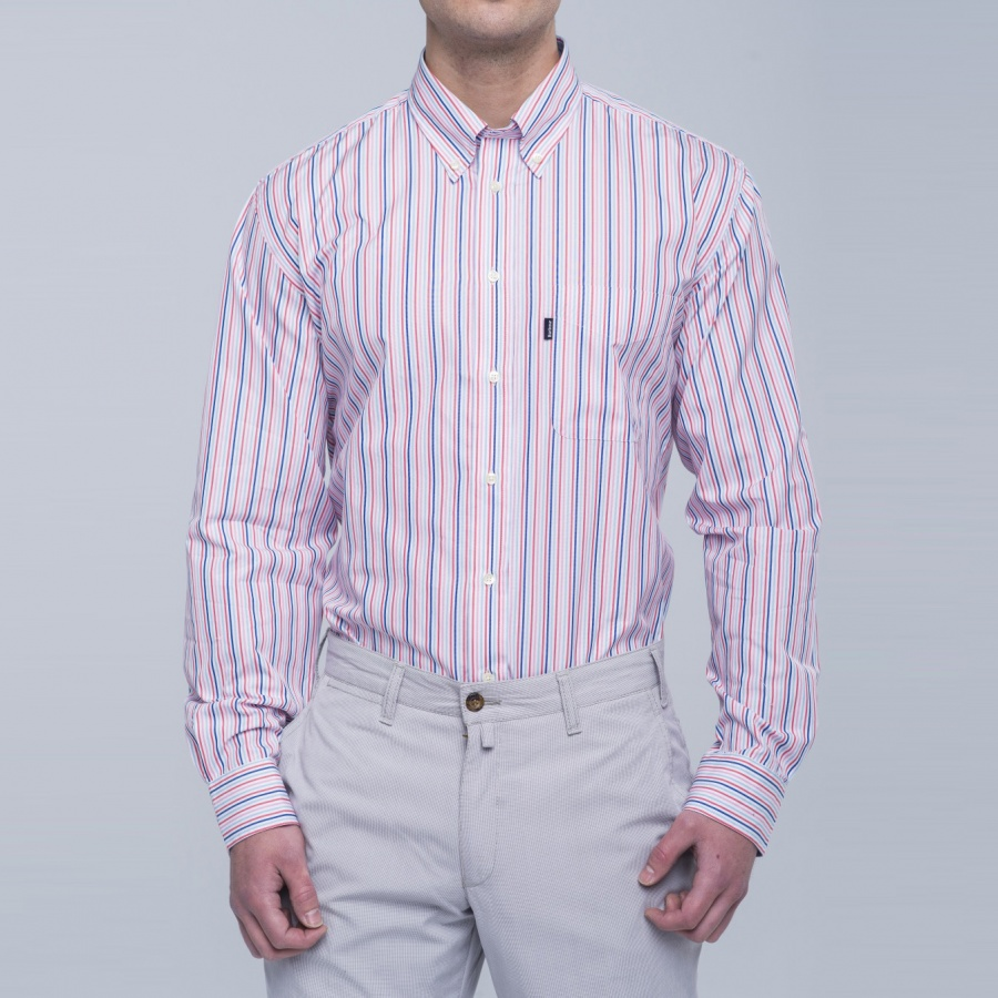 Camisa Tom rayas button down