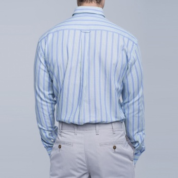 Camisa Sporting rayas Barbour imagen 2