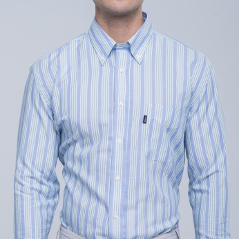 Camisa Sporting rayas Barbour imagen 4