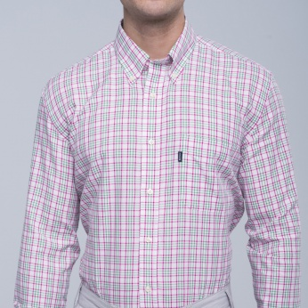 Camisa Tom cuadros button down Barbour imagen 4