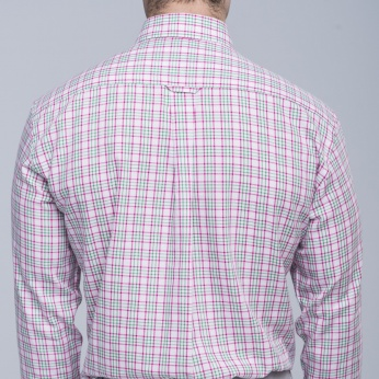 Camisa Tom cuadros button down Barbour imagen 6