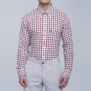 Camisa Tom cuadros button down