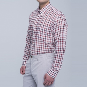 Camisa Tom cuadros button down Barbour imagen 2