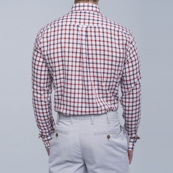 Camisa Tom cuadros button down Barbour imagen 3