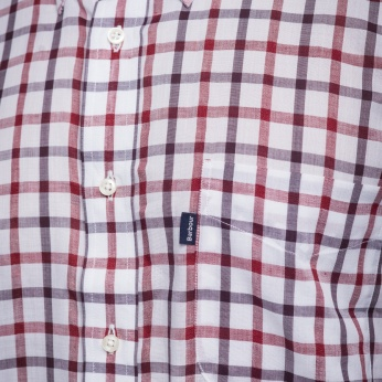 Camisa Tom cuadros button down Barbour imagen 7