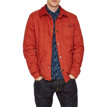 Chaqueta Oversh Brick
