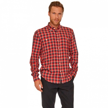 Camisa Cabell button-down