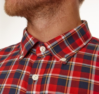 Camisa Cabell button-down Barbour imagen 6