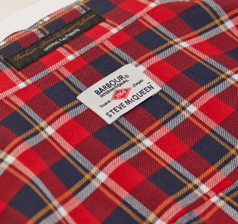 Camisa Cabell button-down Barbour imagen 7