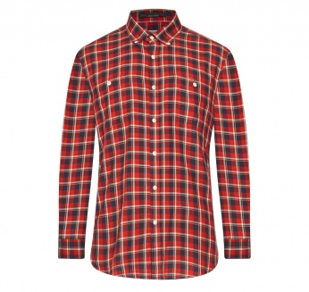 Camisa Cabell button-down Barbour imagen 4