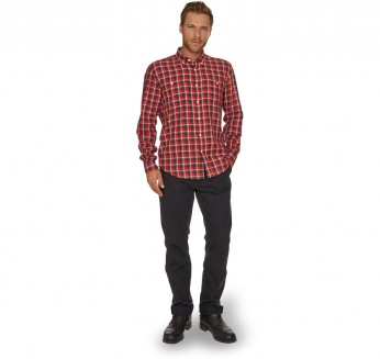 Camisa Cabell button-down Barbour imagen 2
