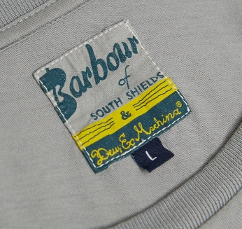 Camiseta Weekend Tee Barbour imagen 5