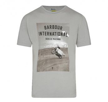 Camiseta Weekend Tee Barbour imagen 7