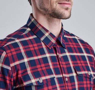 Camisa Chain a cuadros Barbour imagen 2