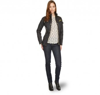 Chaqueta International Acolchada Barbour imagen 2