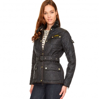 Chaqueta International Acolchada Barbour imagen 1