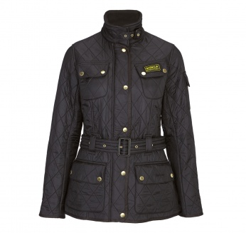 Chaqueta International Acolchada Barbour imagen 8