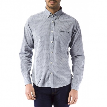 Camisa Saturnino button down